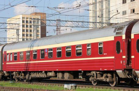 Фирменный поезд «Екатеринбург – Москва»