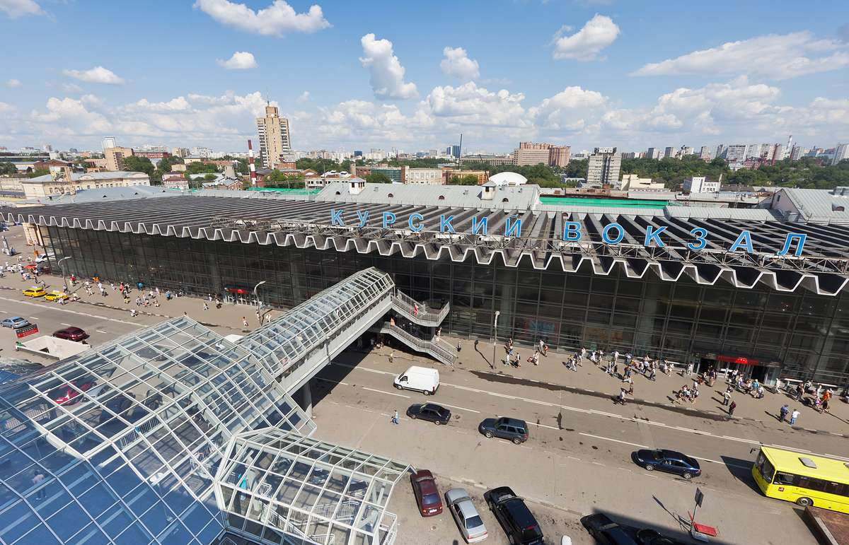 Курский вокзал Москвы: адрес, телефоны и услуги