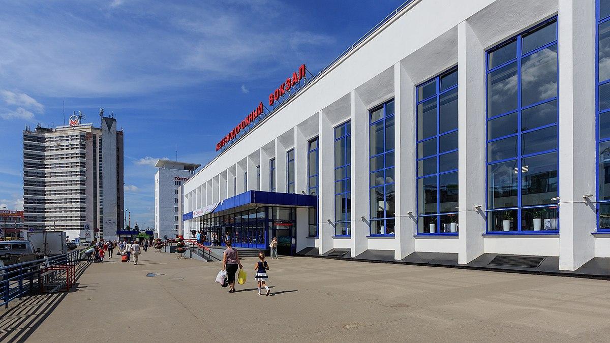 Как добраться до Московского вокзала Нижнего Новгорода?