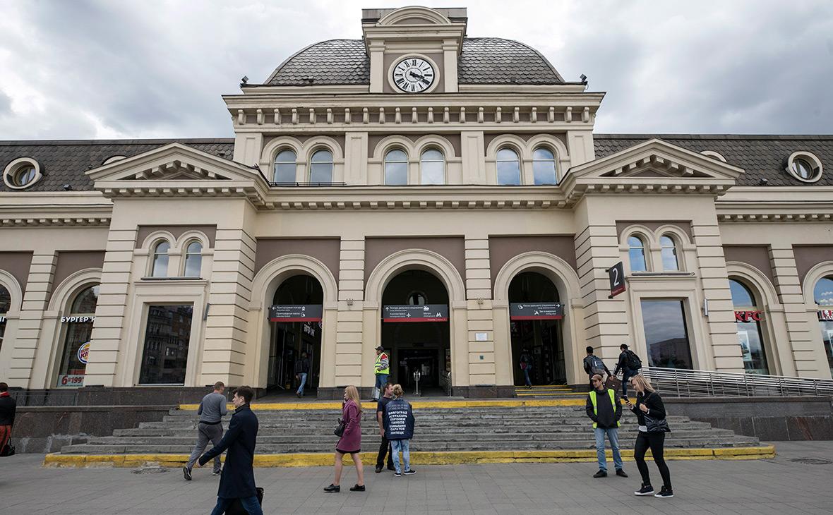 Как добраться до Павелецкого вокзала?