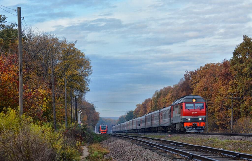 Расписание фирменного поезда «Кисловодск – Адлер»