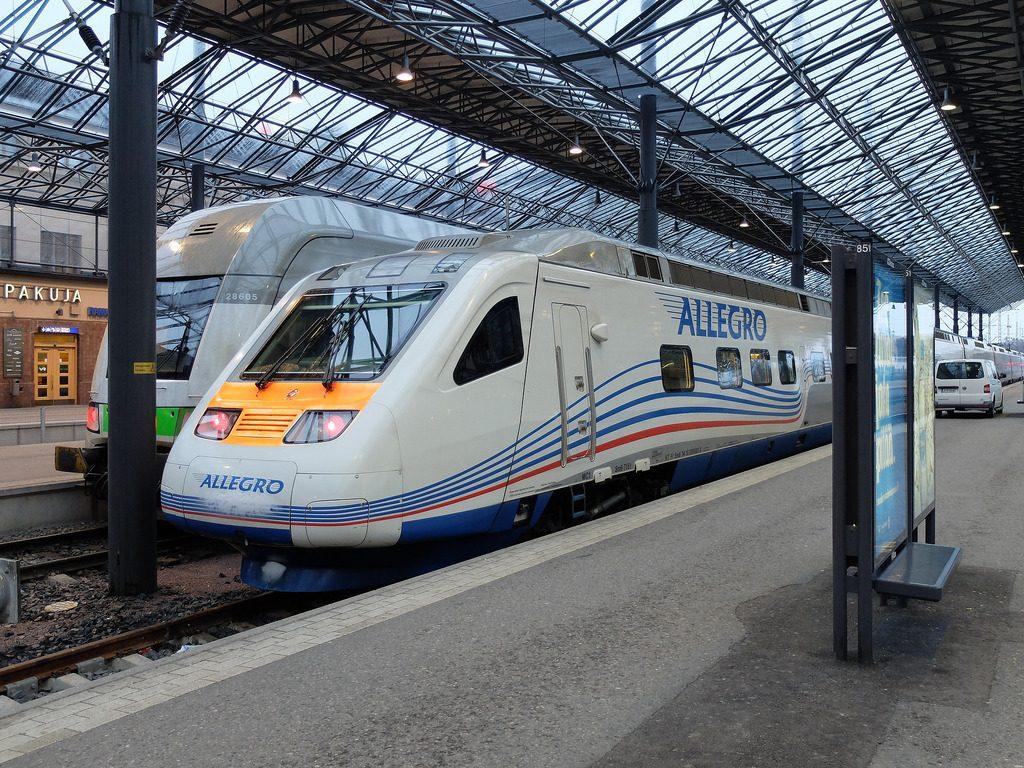 Часто задаваемые вопросы о скоростном поезде «Аллегро»