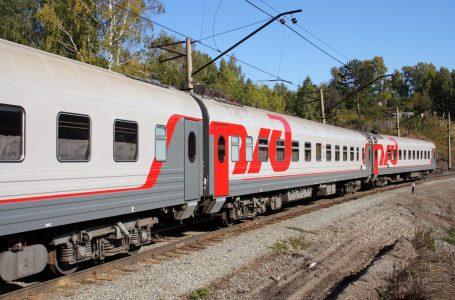 Фирменный поезд «Астрахань — Санкт-Петербург»