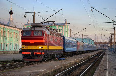 Фирменный поезд «Белые ночи» Санкт-Петербург – Вологда