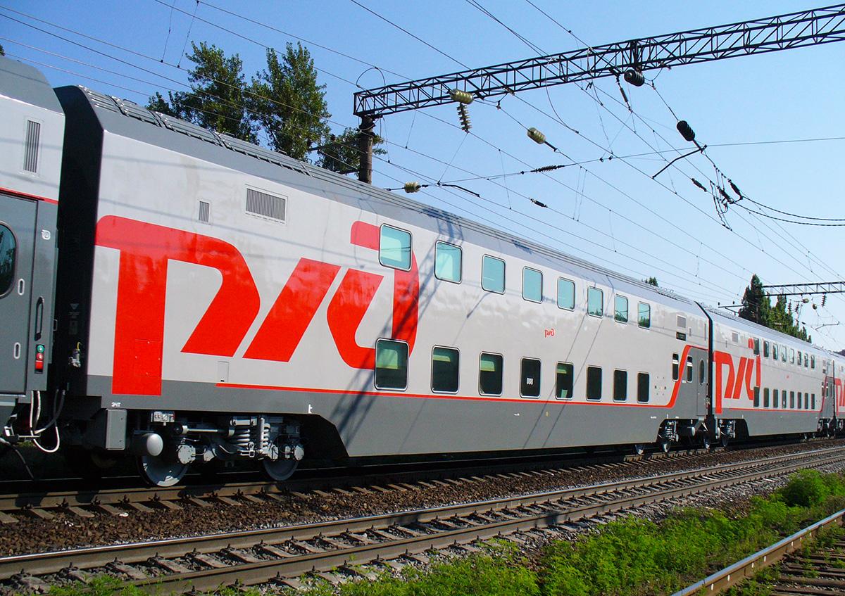 Расписание фирменного поезда «Москва – Казань (двухэтажный)»