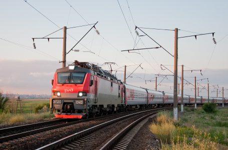Фирменный поезд «Ингушетия» Москва – Магас