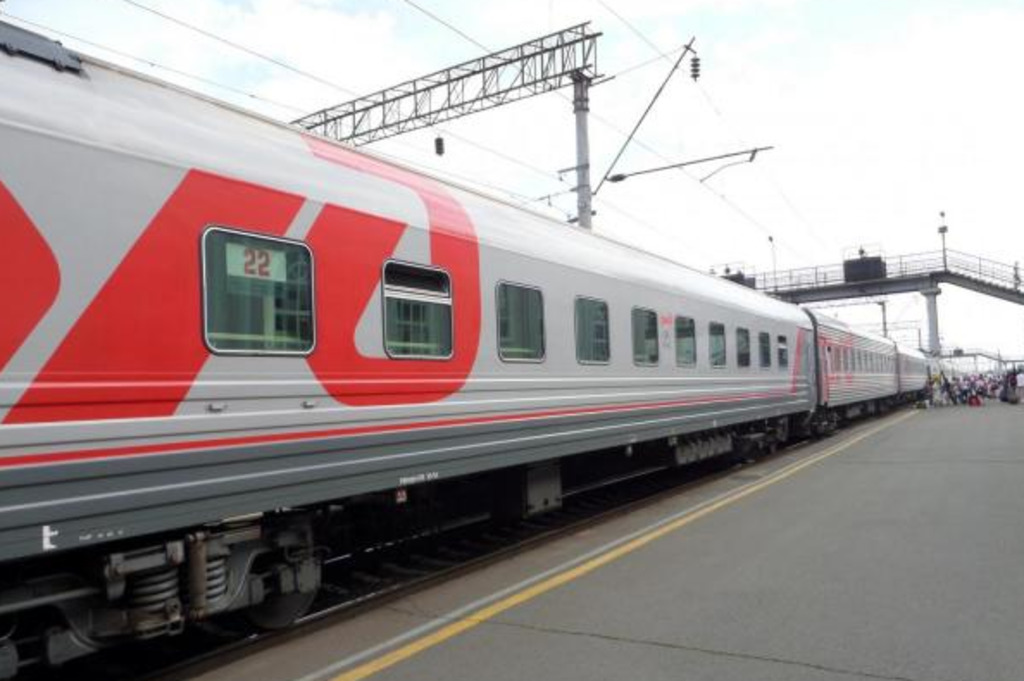 Расписание фирменного поезда «Нижний Новгород – Ижевск»