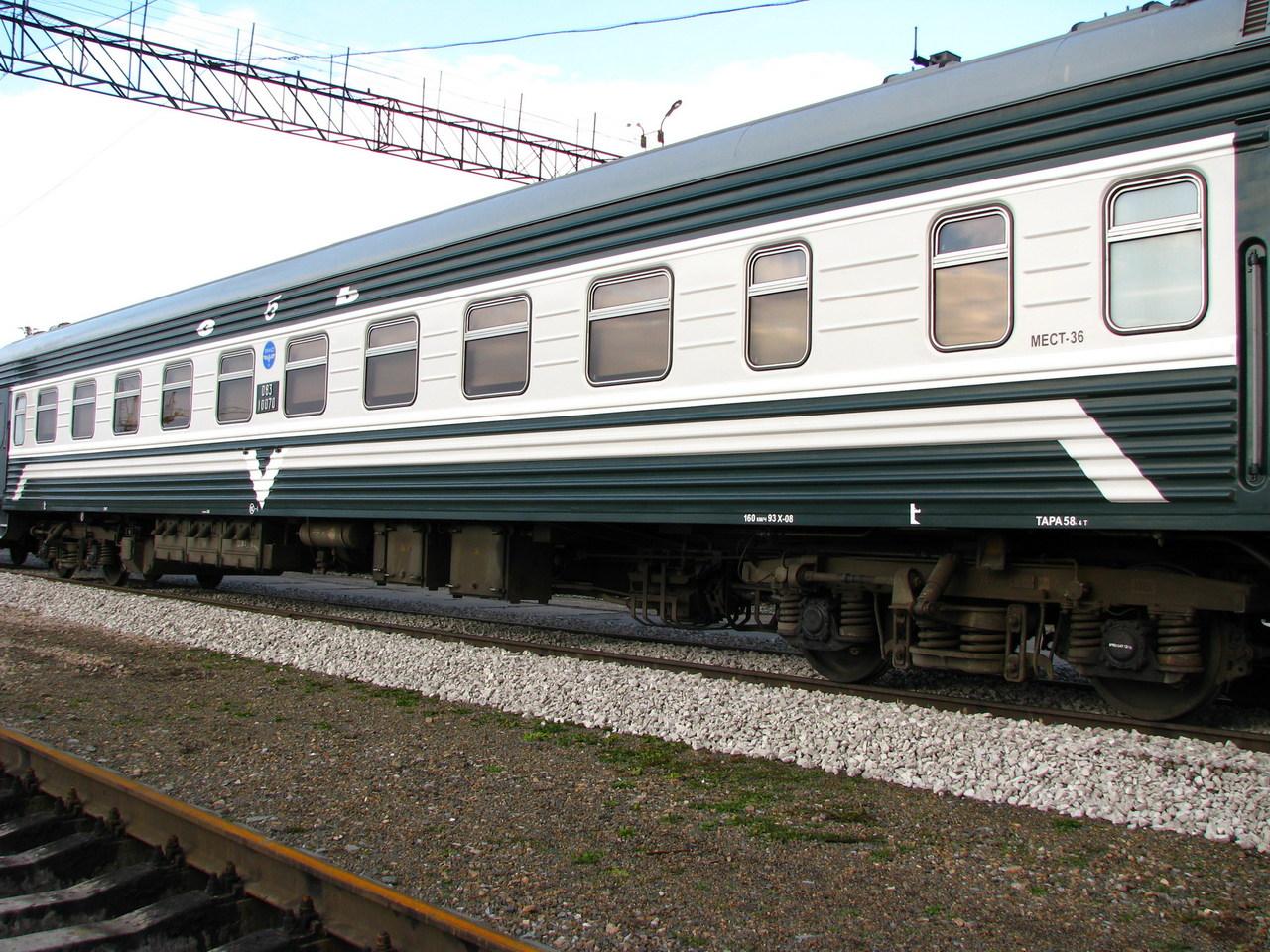 Расписание фирменного поезда «Обь»: маршрут «Новосибирск – Новый Уренгой»