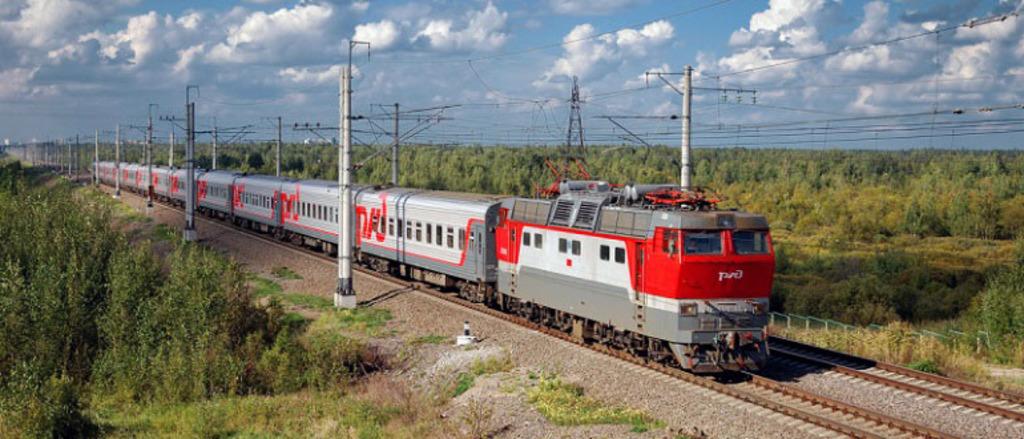 Расписание фирменного поезда «Омич»: маршрут «Омск – Нижневартовск»