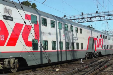 Фирменный поезд «Санкт-Петербург – Москва (двухэтажный)»