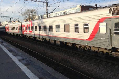 Фирменный поезд «Северный Урал» «Приобье – Москва»