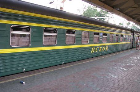 Фирменный поезд «Псков» «Псков – Москва»