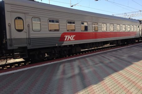 Фирменный поезд «Ростов – Москва»