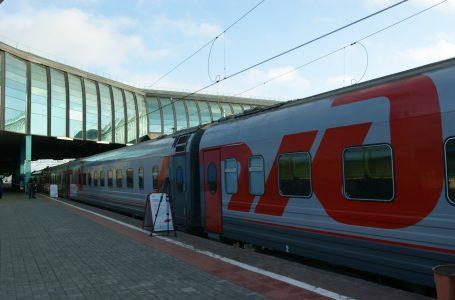 Фирменный поезд «Самара» «Самара – Санкт-Петербург»
