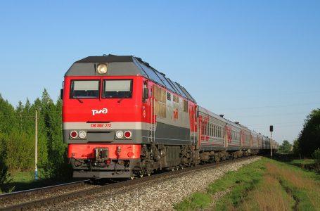 Фирменный поезд «Сура» «Пенза – Москва»