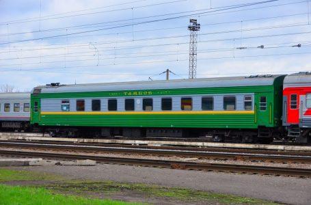 Фирменный поезд «Тамбов» «Тамбов – Москва»