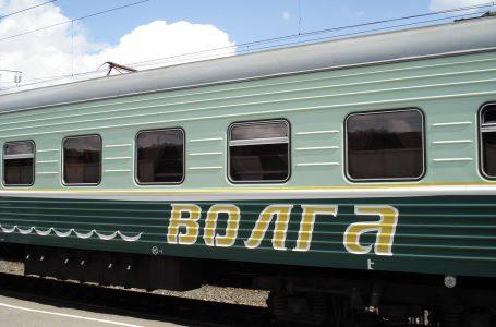 Фирменный поезд «Волга» Нижний Новгород – Санкт-Петербург