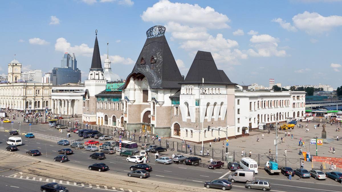 Ярославский вокзал Москвы: адрес, телефоны и услуги